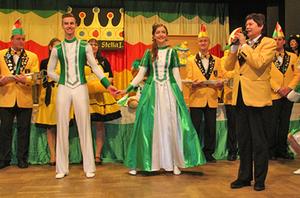 Faschingsverein Sing Sang Prinzenpaarkrönung Teisendorf 2019