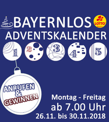 Slider Adventskalender Bayernlos 1
