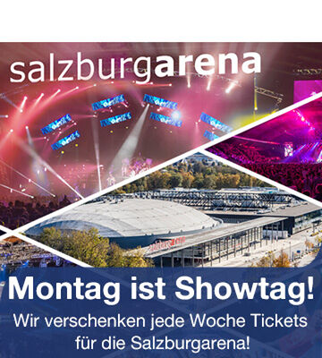 Slider Montag Ist Showtag