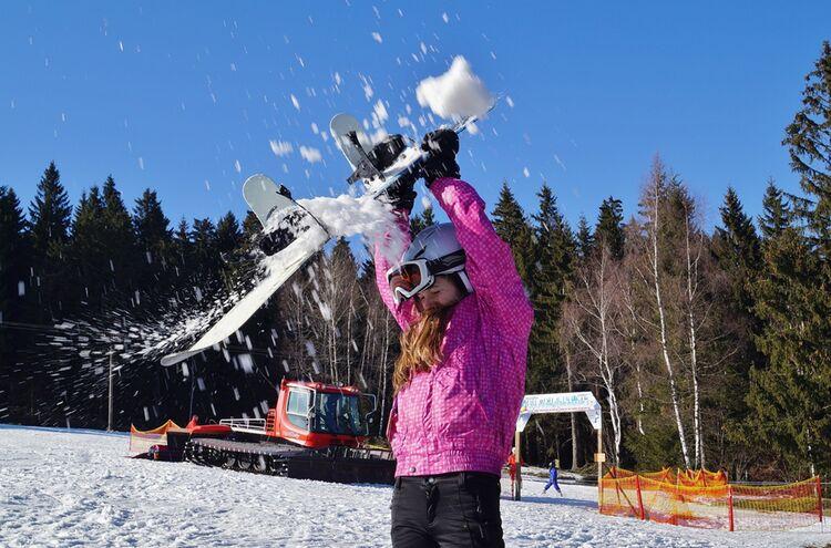 Snowboarderin 1