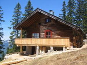 Teisendorfer Hütte