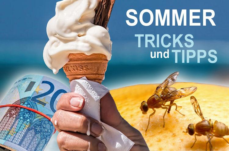 Sommertricks Teaser