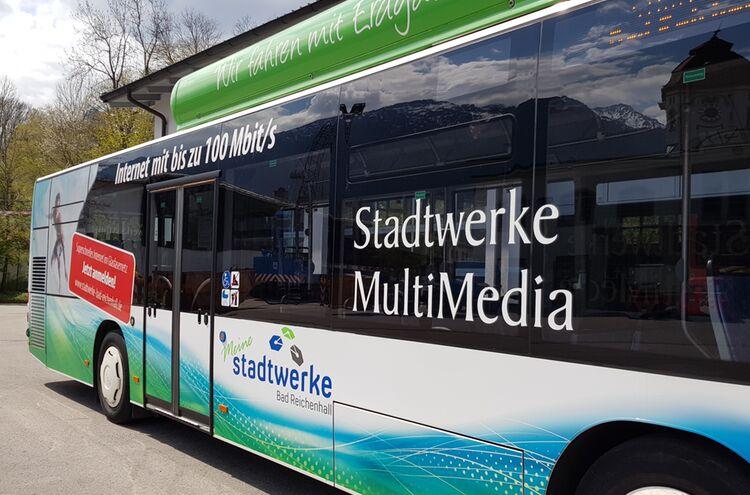 Stadtbus Bad Reichenhall 2