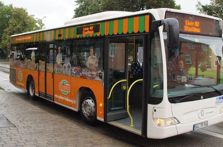 Stadtbus Freilassing Neu
