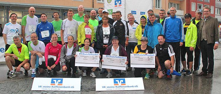 Stadtlauf Traunreut 2018