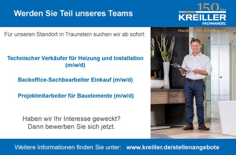 Stellenanzeige Bayernwelle Verkaufsberater Sachbearbeiter Projektmitarbeiter