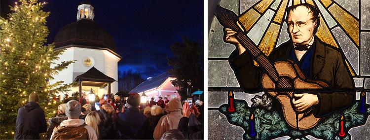Stille Nacht Kapelle Oberndorf 2018