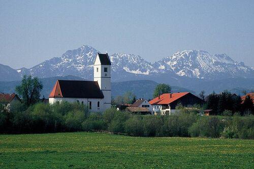 Surheim Quelle Gemeinde Saaldorf
