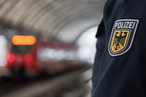 Bundespolizei Bahnhof