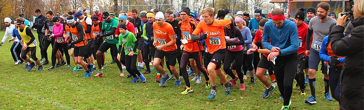 8. Tachinger See Lauf 18 November 2017