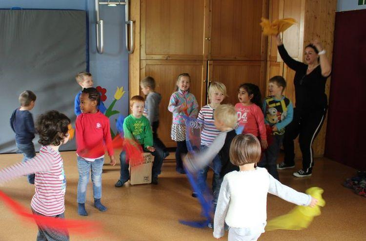 Tanz Kindergarten 1