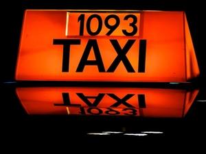taxi-symbolfoto