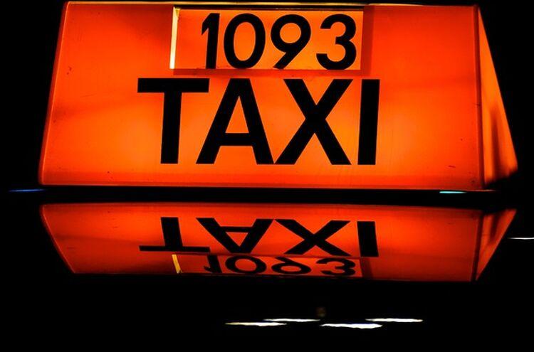 Taxi Symbolfoto