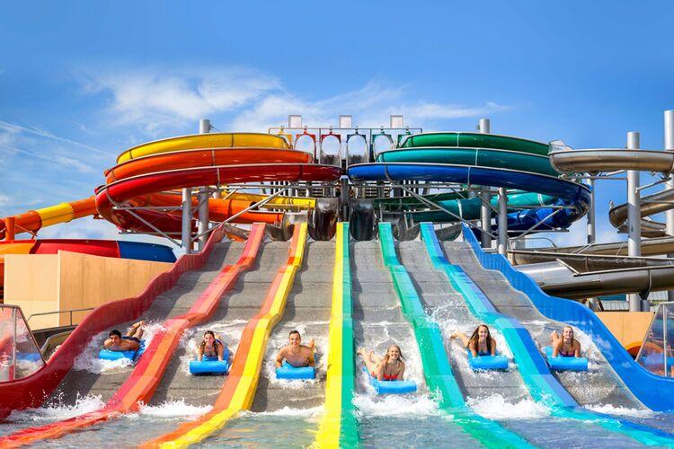 Te Galaxy Erding Sommerrutschen Rainbow Racer Gruppe