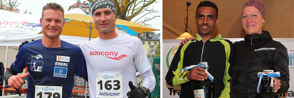 Halbmarathon Traunstein 2019