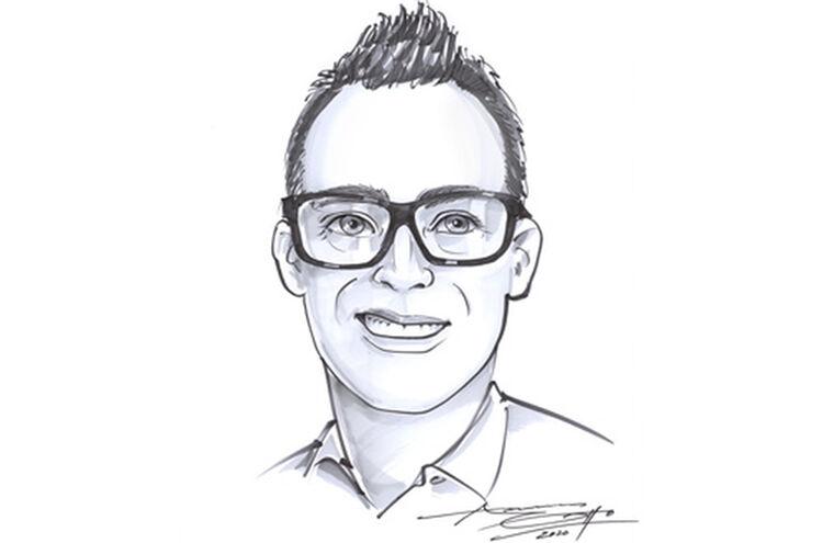 Thorsten Jost Karikatur