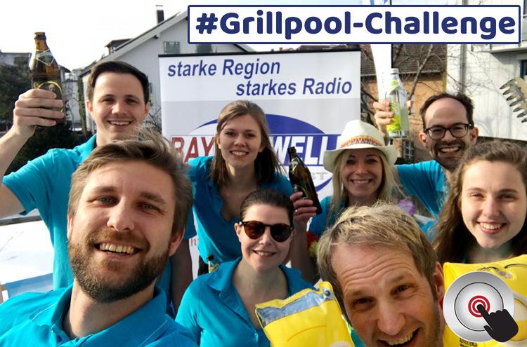 Titelbild Grill Pool Challenge