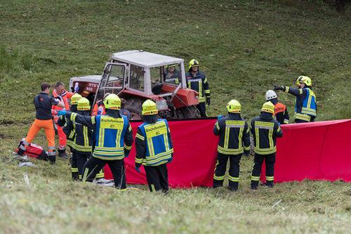 Traktor Bischofswiesen 5