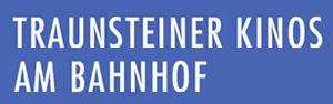 Logo Traunsteiner Kinos am Bahnhof