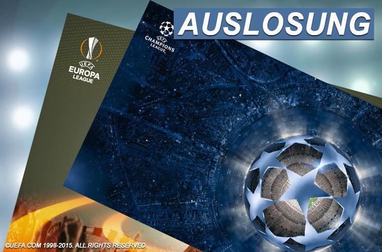 Uefa Auslosung El Cl Neu