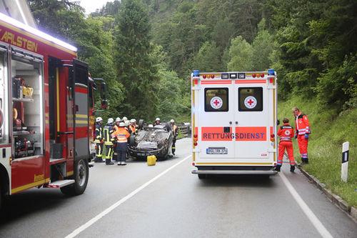 Unfall Antoniberg 1