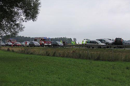 Unfall Aufham Brk 3