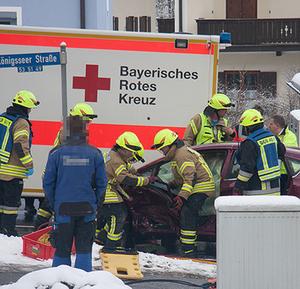 Unfall Berchtesgaden