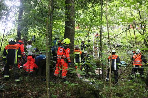 Unfall Hallthurn 5