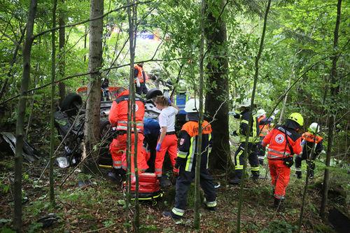 Unfall Hallthurn 6