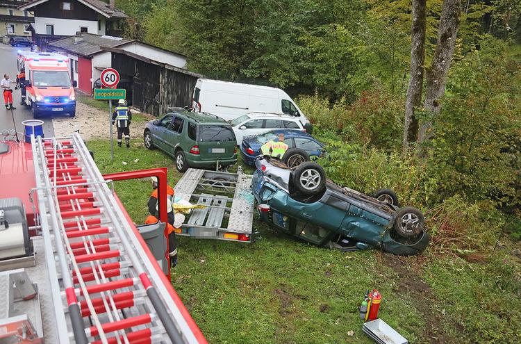 Unfall Marzoll Brk Bgl