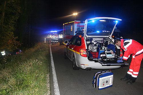 Unfall Opel Brk 3 1