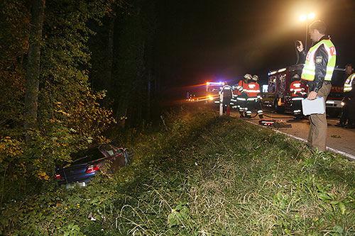 Unfall Opel Brk 4
