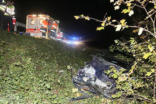 Unfall Opel Brk 5