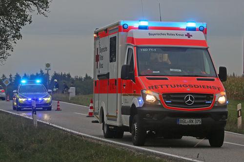 Unfall Teisendorf 2