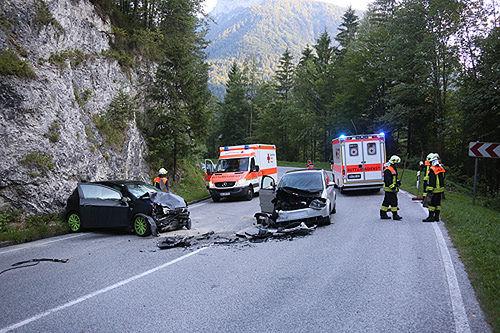 Unfall Unterjettenberg 2