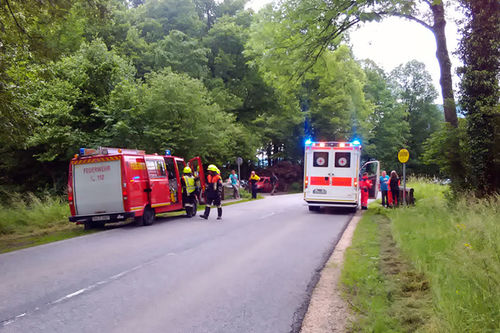 Unfall Urwies Bach 4