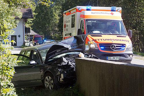 Unfall Weissbach 3