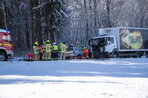 Unfall Teisendorf