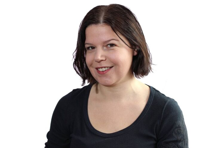 Verena Fuchs Moderation Portrait