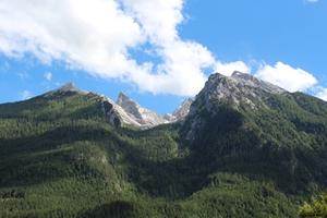 hintersee-watzmann