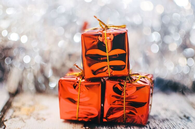 Weihnachtgeschenke