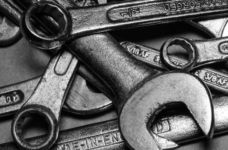 Werkzeug Schraubenschluessel