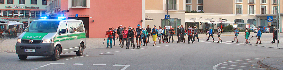 Berchtesgadener Land Wander-Festival 2020