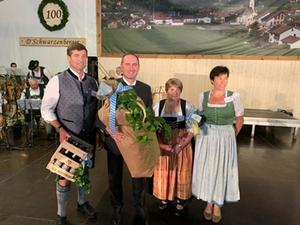Milchviehwirtschaft Bierzelt Neukirchen