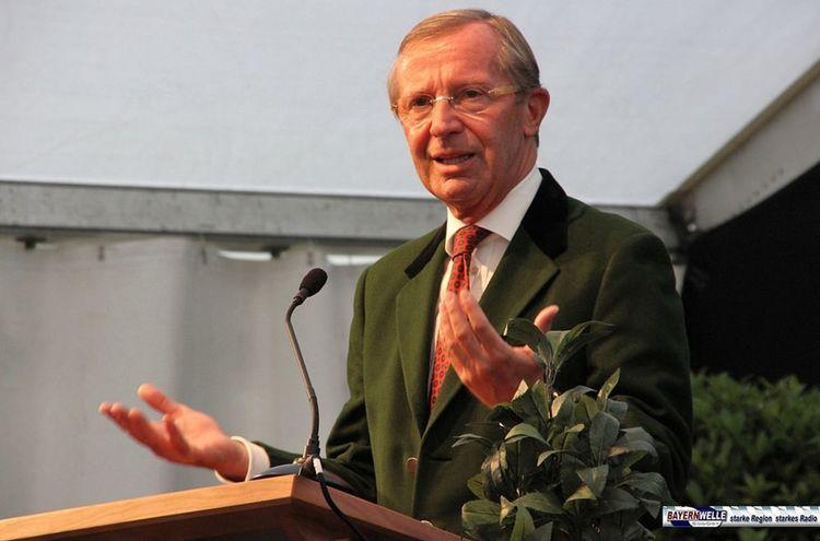 Wilfried Haslauer Landeshauptmann Salzburg