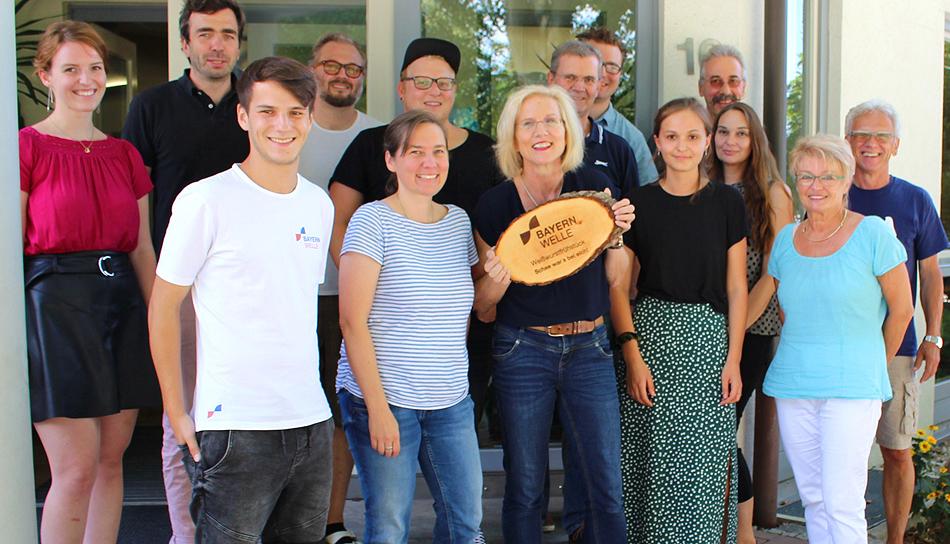 Bayernwelle Weißwurstfrühstück 09 August 2019 in Freilassing
