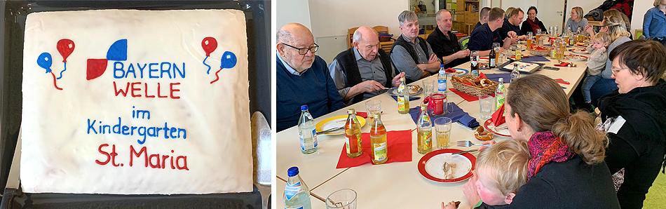 Bayernwelle Weißwurstfrühstück 10 Januar 2020 Waging