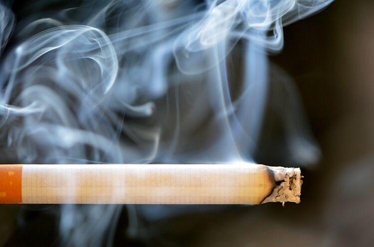 Zigarette Symbolfoto